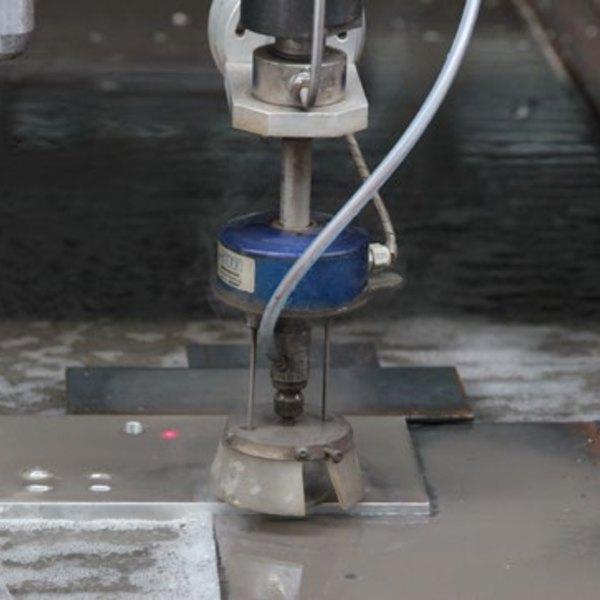 Cutting machine Eckert OPAL WATERJET ▷ CNC Machines for Oxy